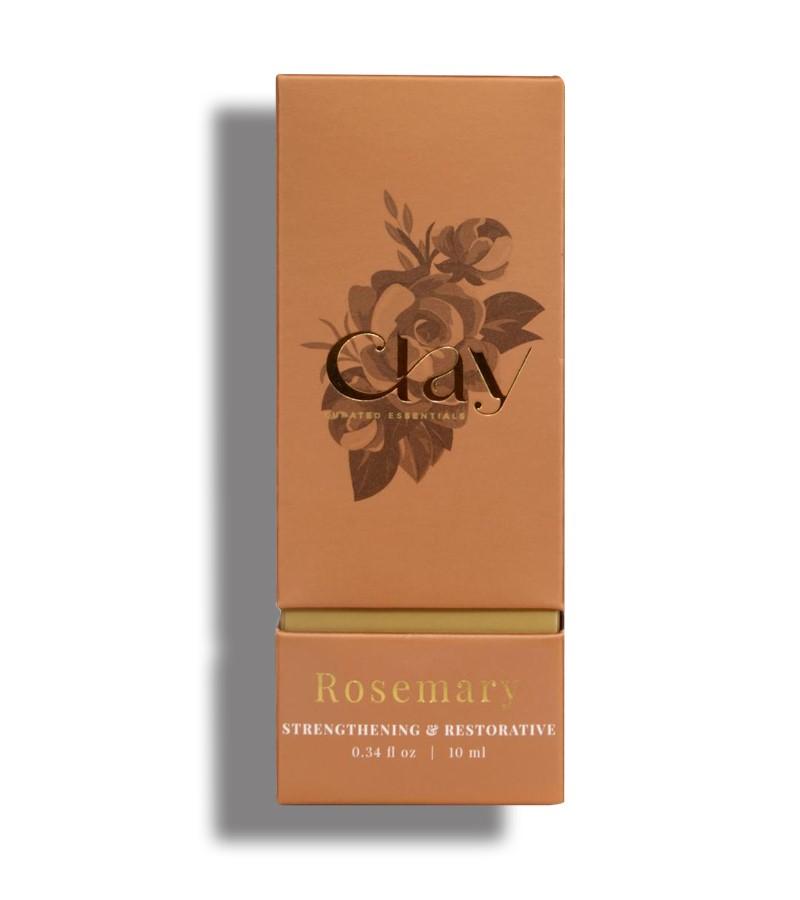 Clay Essentials + essential oils + Rosemary Essential Oil + 10 ml + shop