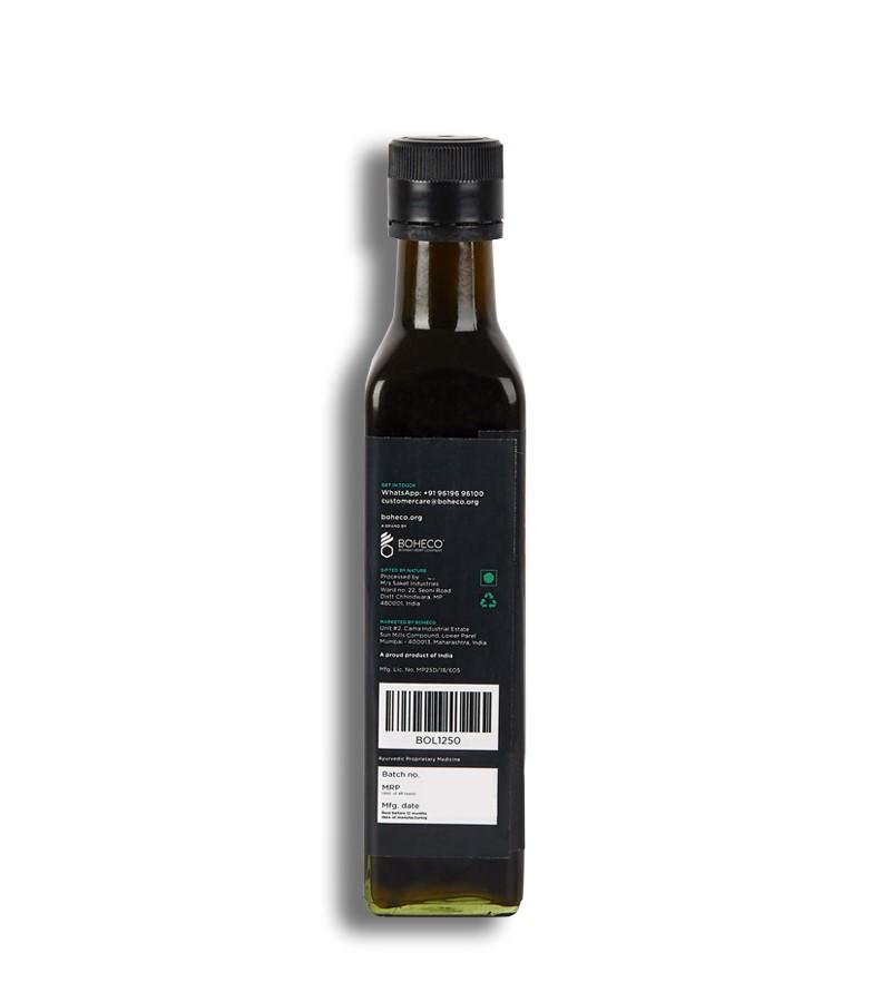 Boheco Life + ayurvedic oils + Boheco Life Hemp Seed Oil + 250ml + shop