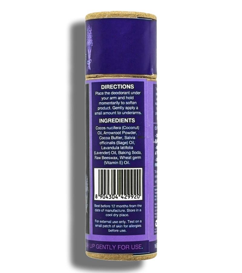 Treewear + deodorant + Natural Deodorant Stick - Herbal Infusion + 33 gm + discount