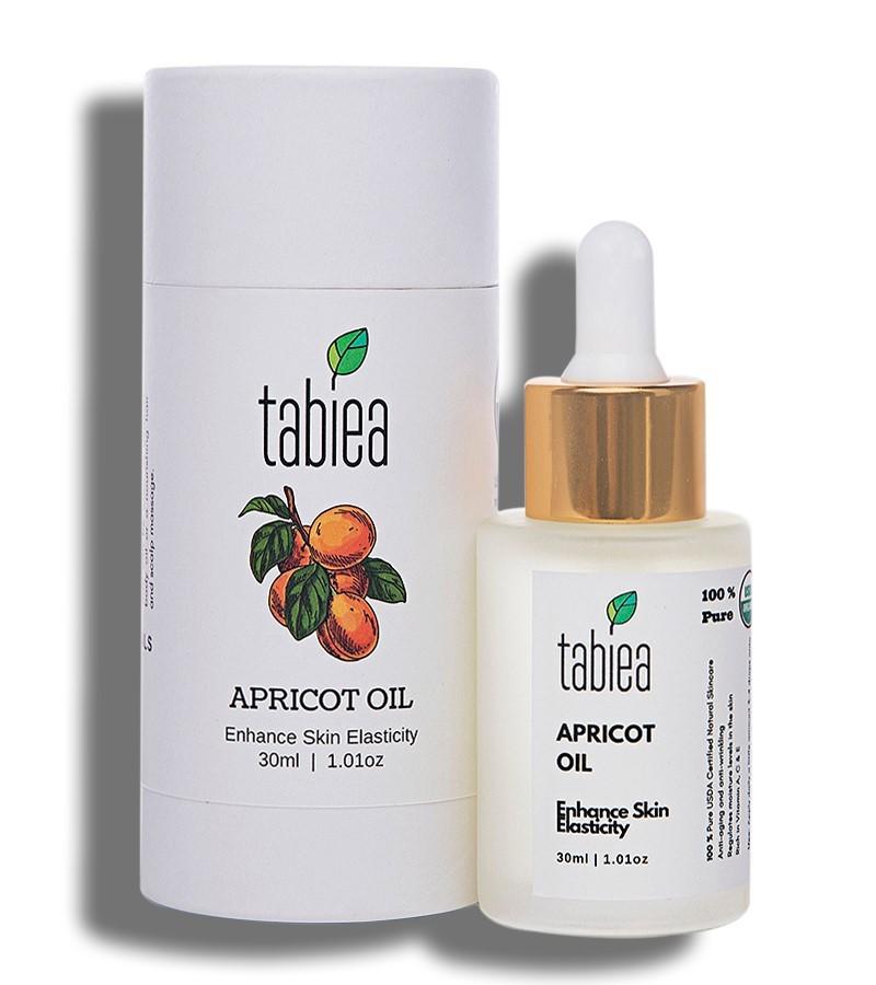 Tabiea + face oils + Apricot Oil Organic + 30 ml + shop