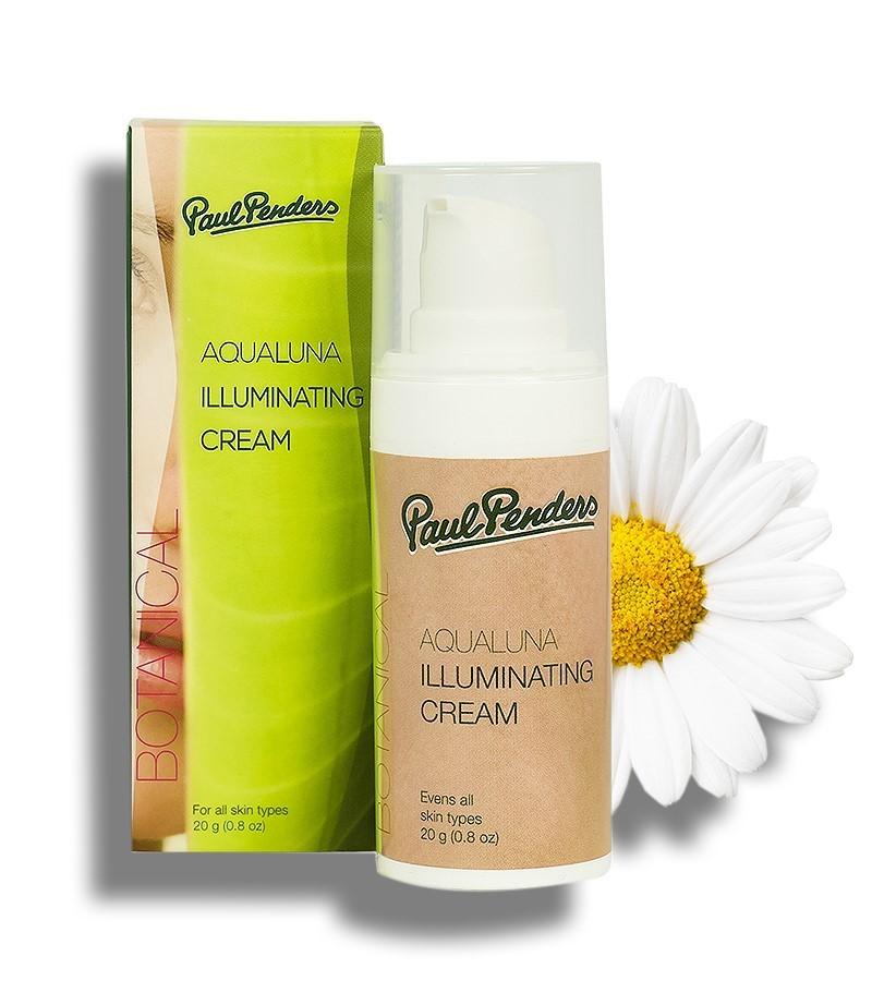 Paul Penders + face serums + creams + Aqualuna Illuminating Cream + 20 gm + shop