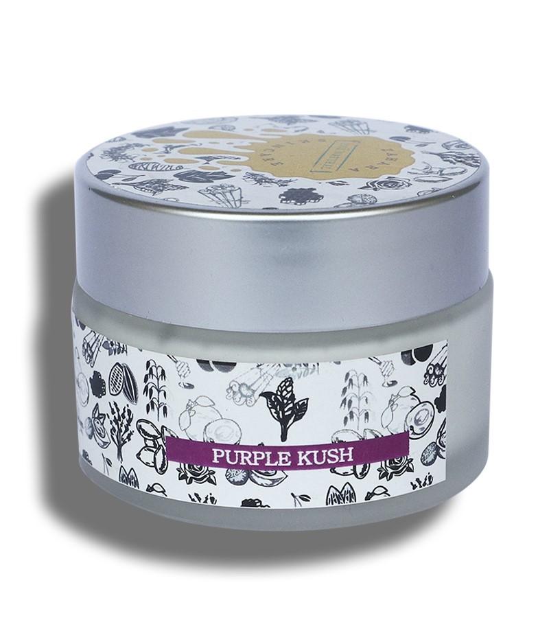 Zahara + peels & masks + Purple Kush I Face Pack + 50gm + buy