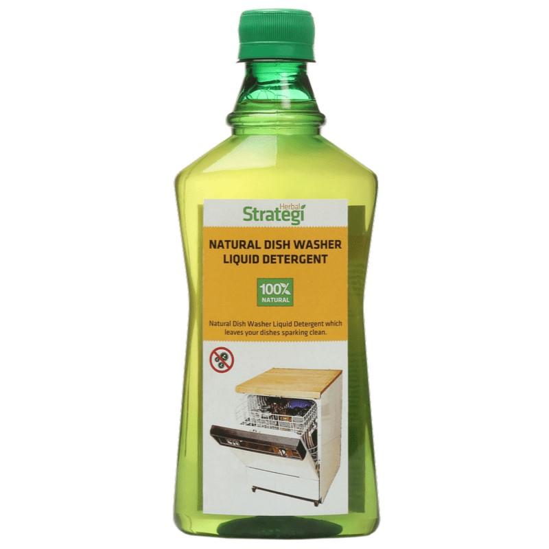 Herbal Strategi + dish cleaners + Natural  Diswasher Liquid Detergent +  + buy