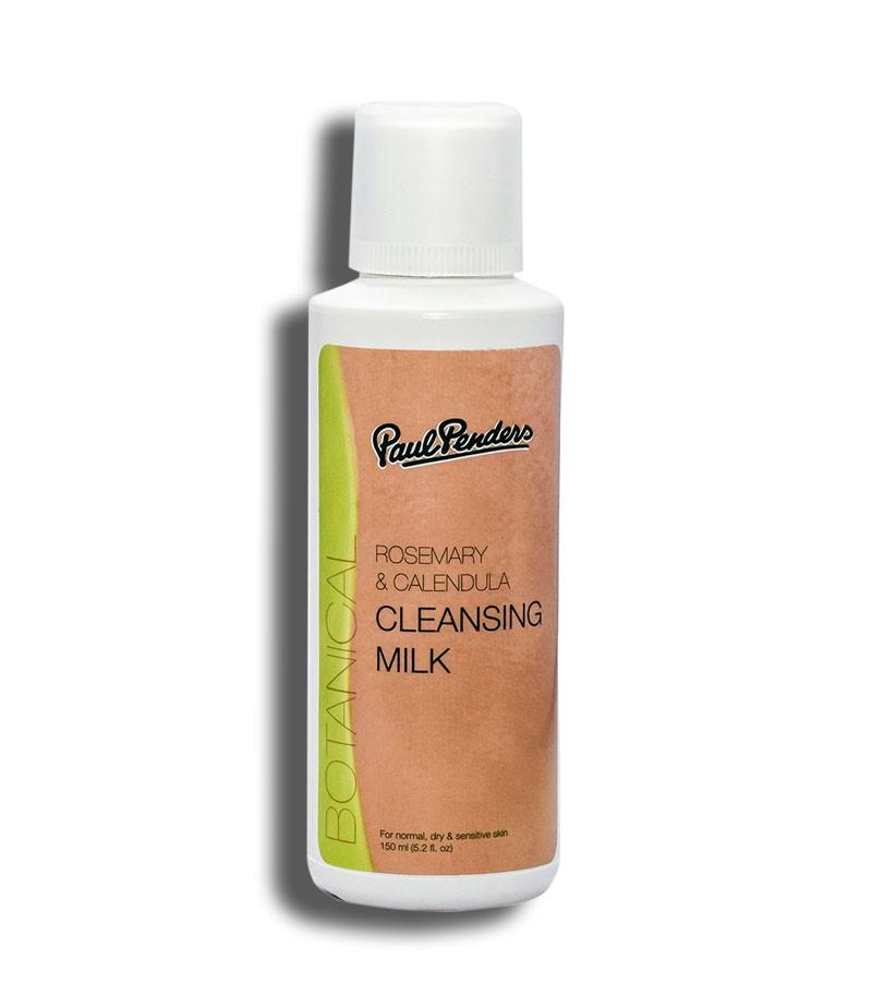 Paul Penders + face wash + scrubs + Rosemary & Calendula Cleansing Milk + 150 ml + buy