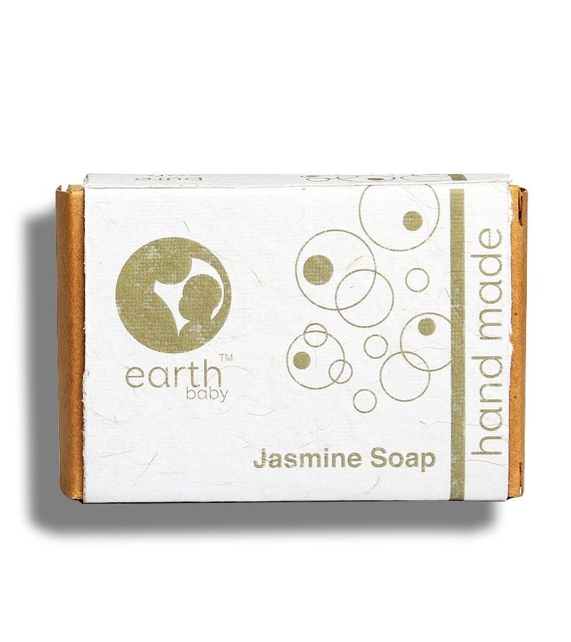 earthBaby + baby bath & shampoo + Jasmine Handmade Soap + 100 gm + buy