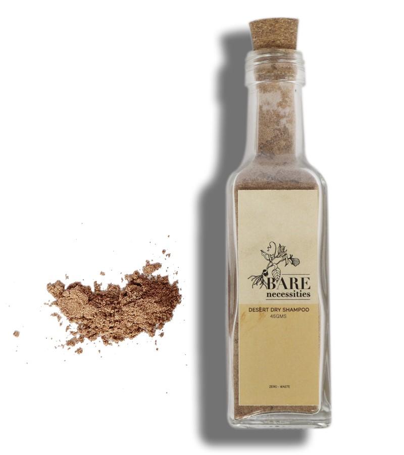 Bare Necessities + shampoo + dry shampoo + Cocoa Desert Dry Shampoo + 45 gm + online