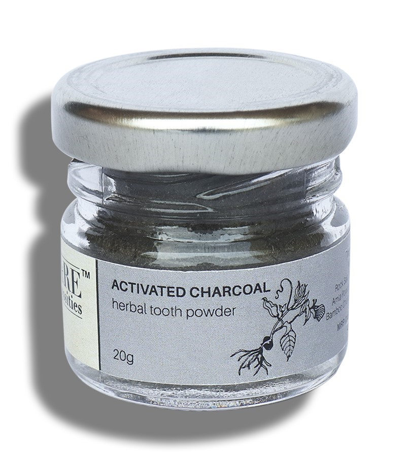 Bare Necessities + toothpaste & tooth powder + Activated Charcoal Toothpowder + 20 gm + buy