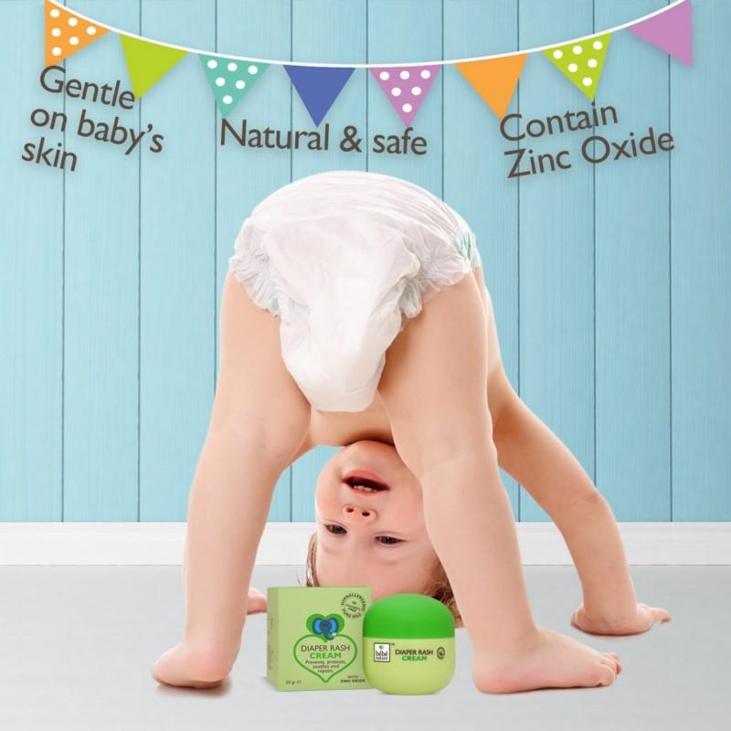 Bebe Nature + baby oils & creams + Bebe Nature Natural Diaper Rash Cream + 50 gm + online