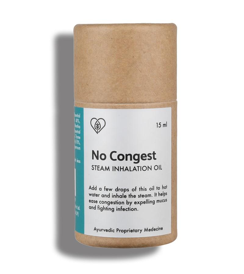 Herb Tantra + pain relief + No Congest-Steam Inhalation Essential Oil + 15 ml + shop