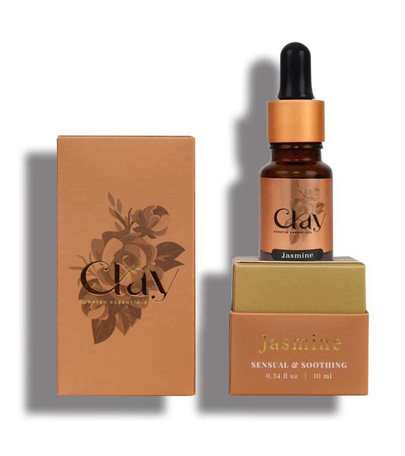 Clay Essentials + essential oils + Jasmine essential Oil + 10 ml + online