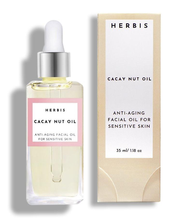 Herbis Botanicals + face oils + Cacay Nut Oil - 100% Cold Pressed + 35ml + shop