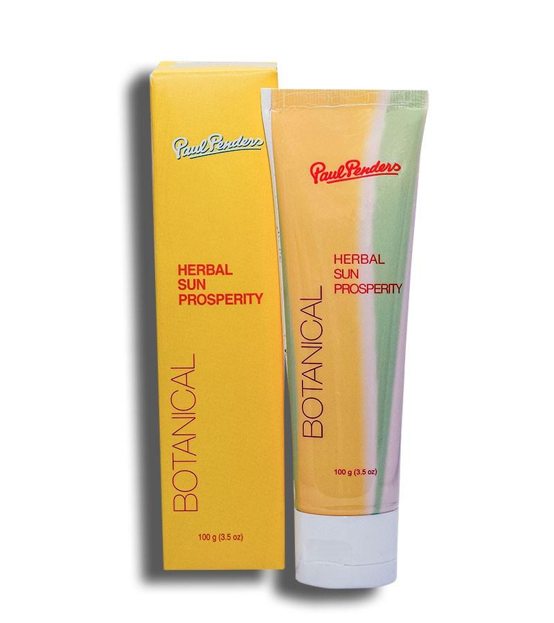 Paul Penders + sun care + Herbal Sun Prosperity + 100 gm + shop