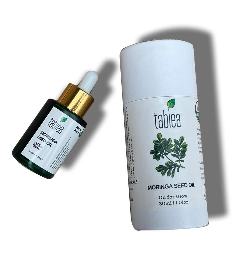 Tabiea + face oils + Moringa Oil + 30 ml + online
