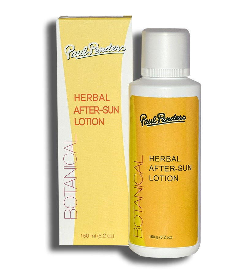 Paul Penders + sun care + Herbal After-Sun Lotion + 150 ml + buy