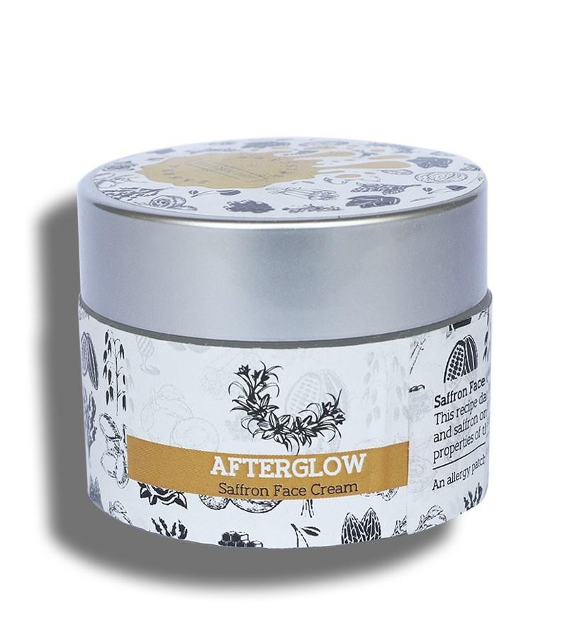 Zahara + face serums + creams + After Glow Saffron Face Cream +  + buy