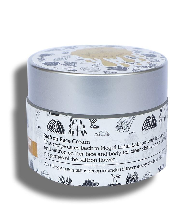 Zahara + face serums + creams + After Glow Saffron Face Cream +  + online