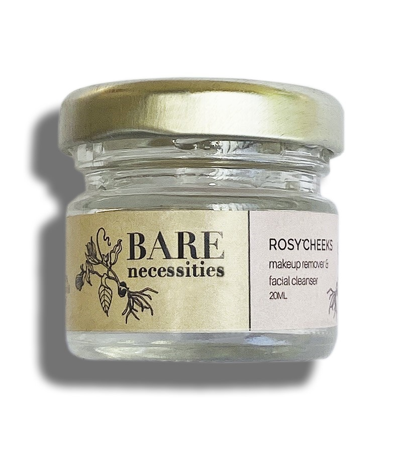 Bare Necessities + makeup remover + Rosy Cheeks Makeup Remover & Facial Cleanser + 20 ml + buy