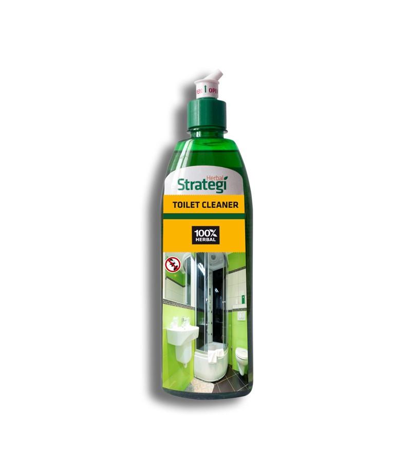 Herbal Strategi + floor + toilet cleaners + Toilet Disinfectant & Cleaner + 500ml + buy