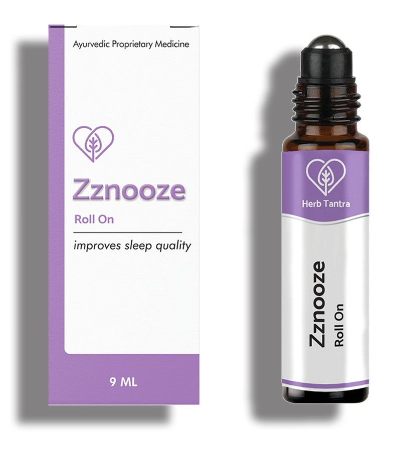 Herb Tantra + pain relief + Zznooze Roll On For Better Sleep quality + 9 ml + shop