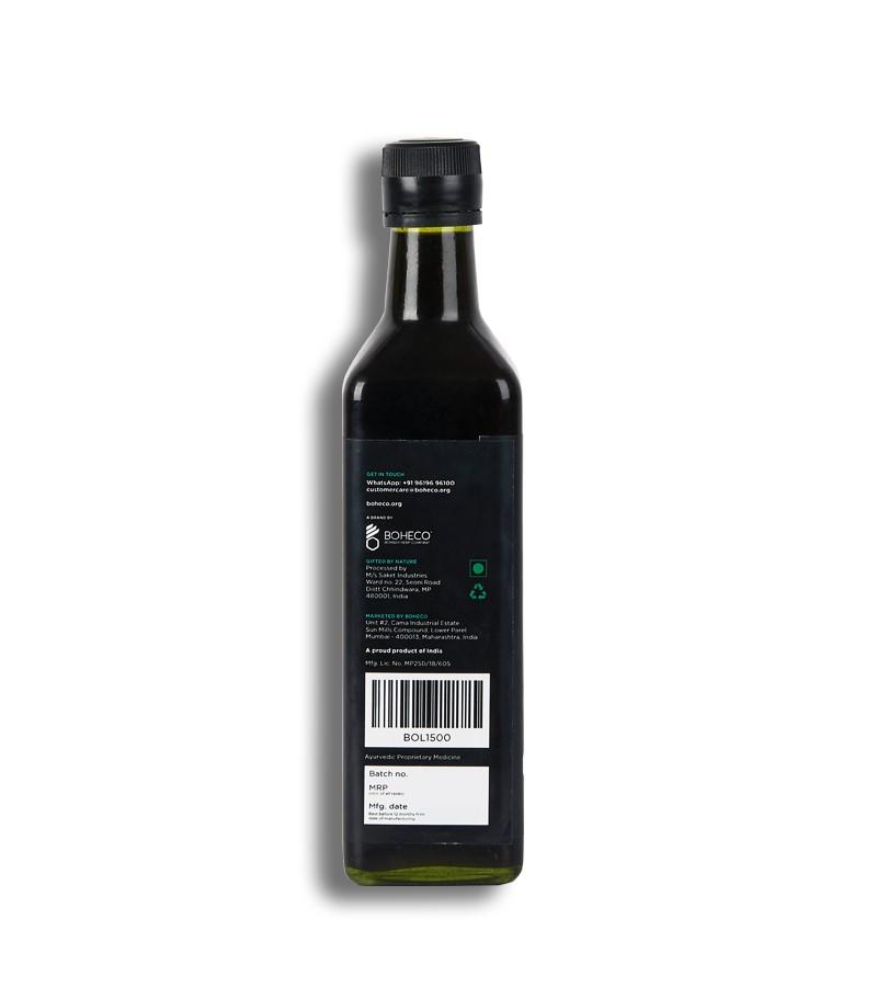 Boheco Life + ayurvedic oils + Boheco Life Hemp Seed Oil + 500ml + shop