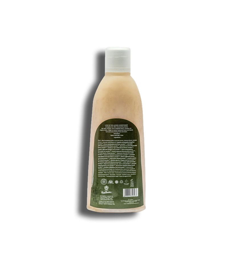 Paul Penders + conditioner + Love In The Layers Conditioner + 300 ml + shop