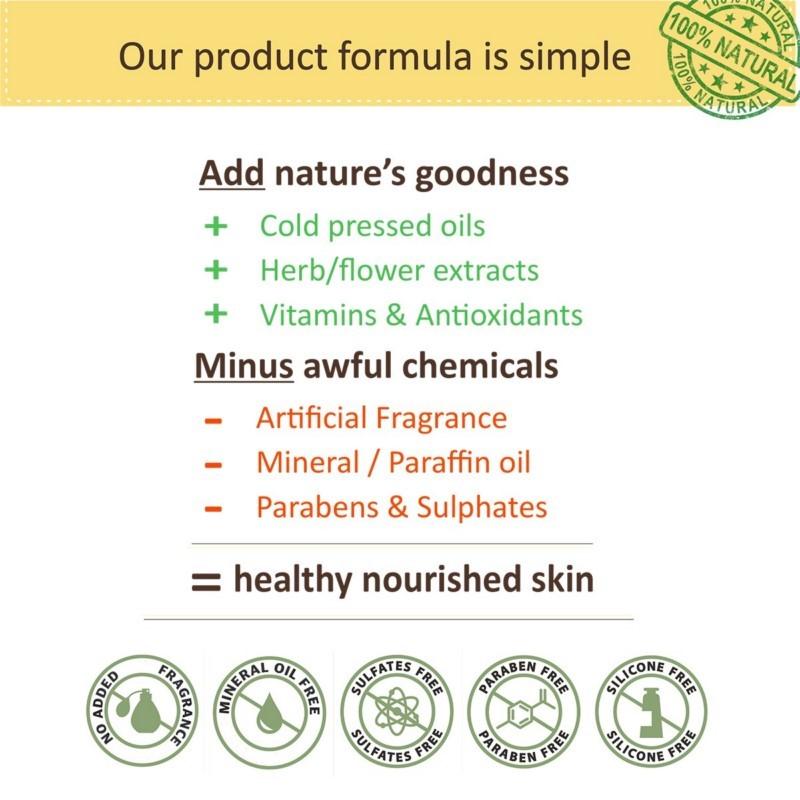 Prakrta + body oils + Skin Treat