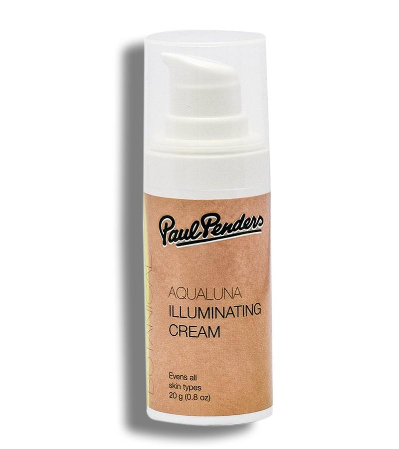 Paul Penders + face serums + creams + Aqualuna Illuminating Cream + 20 gm + buy