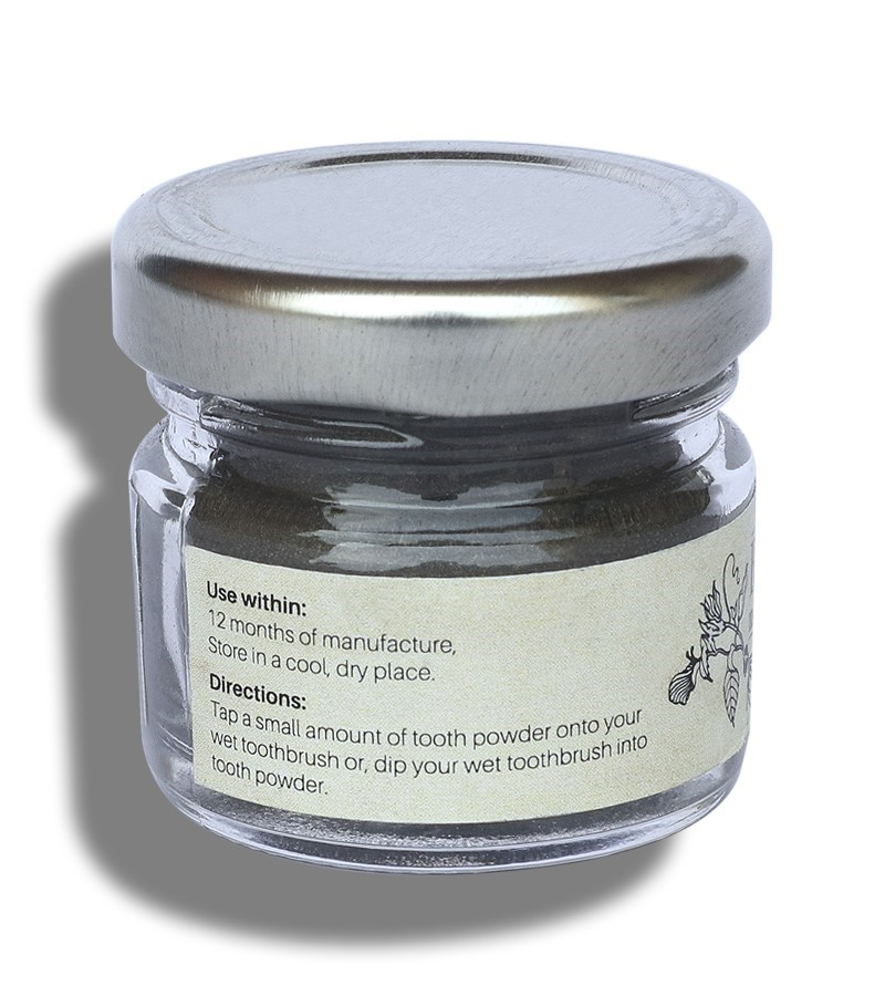 Bare Necessities + toothpaste & tooth powder + Activated Charcoal Toothpowder + 20 gm + online