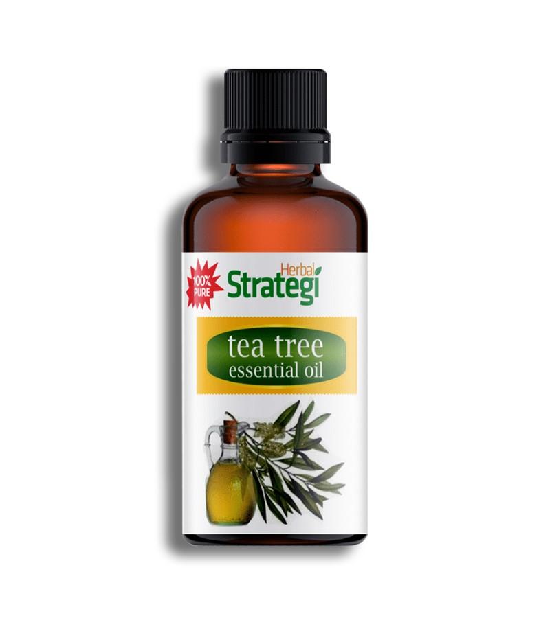 Herbal Strategi + essential oils + Essential Oils + Tea Tree + buy