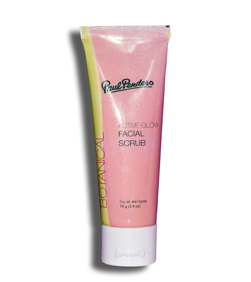 Paul Penders + face wash + scrubs + Active Glow Facial Scrub + 75 gm + buy