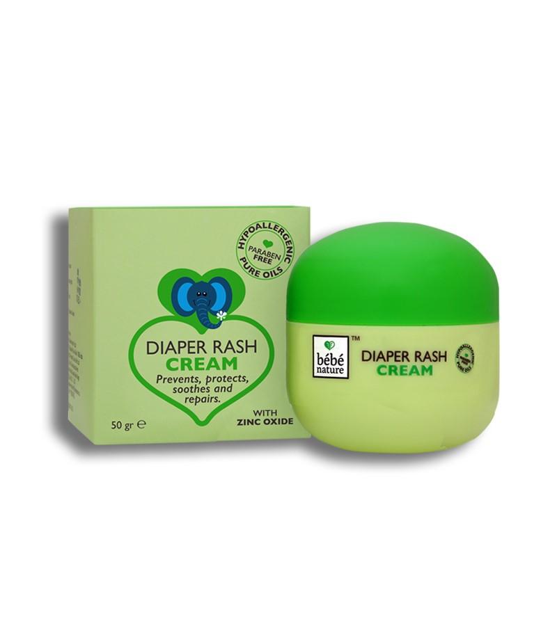 Bebe Nature + baby oils & creams + Bebe Nature Natural Diaper Rash Cream + 50 gm + buy