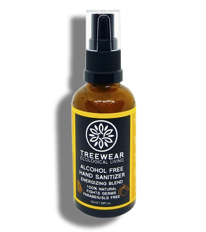 Treewear + hand sanitizer + Natural Hand Sanitizer - Energising Blend + 50 ml + buy