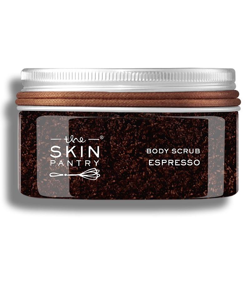 The Skin Pantry + body scrubs & exfoliants + Body Scrub Espresso + 100 ml + buy