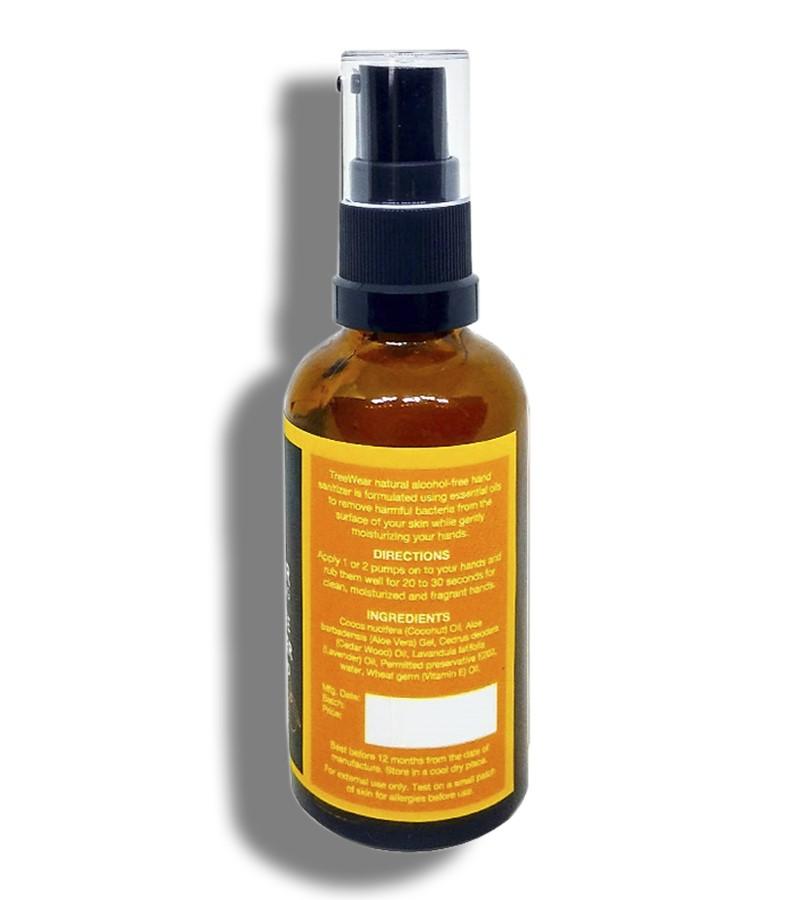 Treewear + hand sanitizer + Natural Hand Sanitizer - Energising Blend + 50 ml + discount