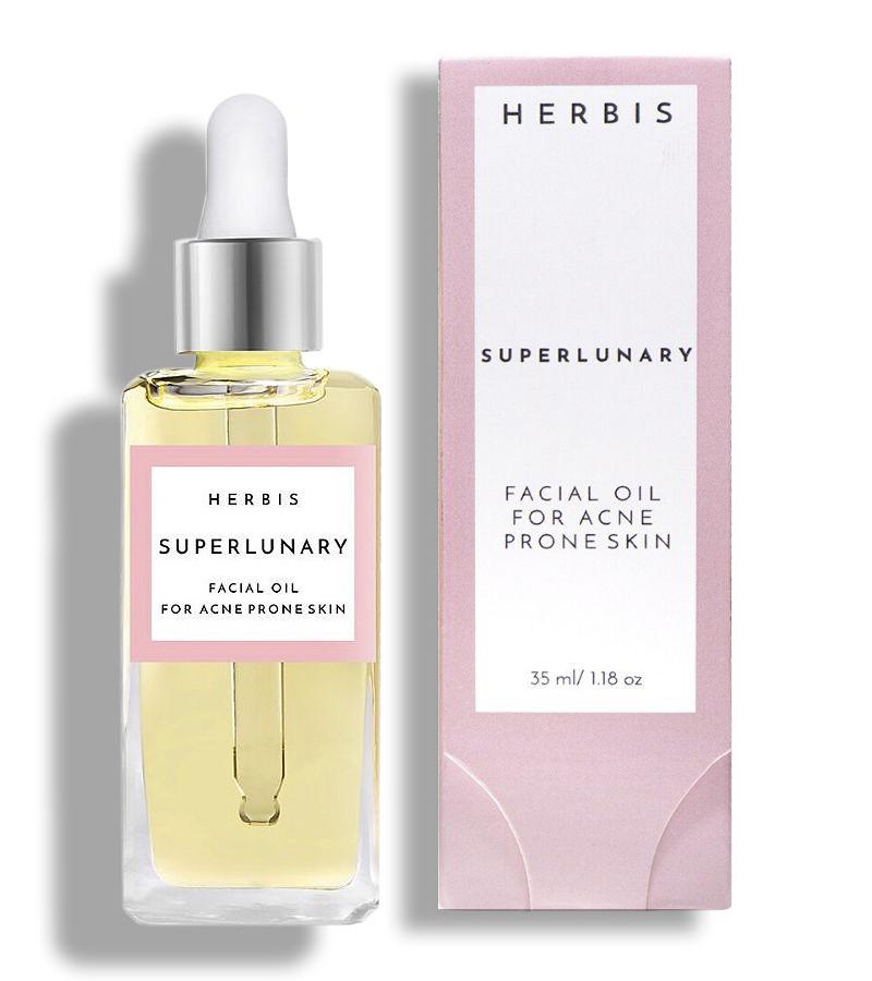 Herbis Botanicals + face oils + Superlunary Face Oil + 35 ML + shop