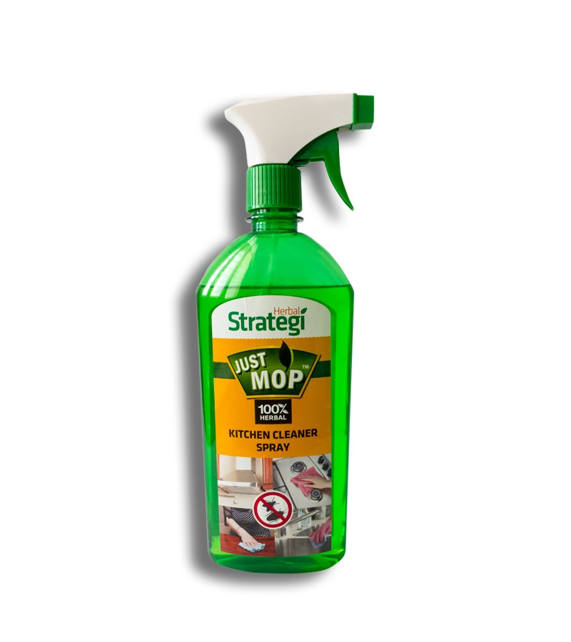 Herbal Strategi + floor + toilet cleaners + Kitchen Cleaner + 500ml (min qty 2) + buy