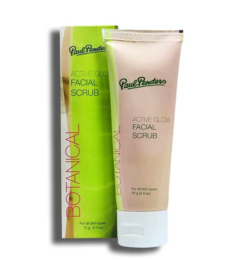 Paul Penders + face wash + scrubs + Active Glow Facial Scrub + 75 gm + shop