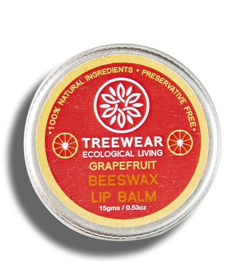 Treewear + lip balms & butters + Beeswax Lip Balm + 15 gm + buy