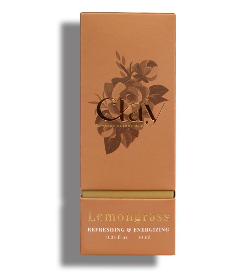 Clay Essentials + essential oils + Lemongrass Essential Oil + 10ml + shop