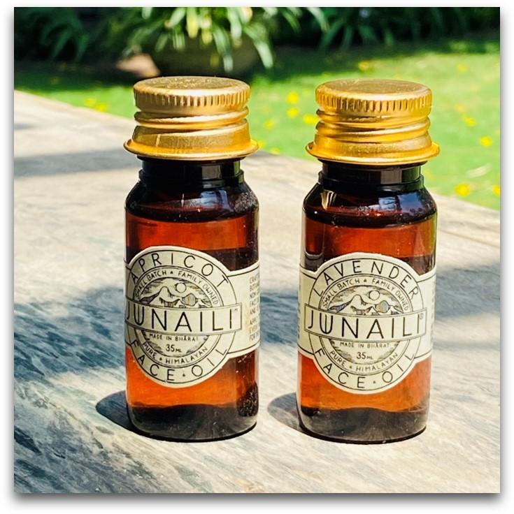 Junaili + face oils + Apricot Face Oil + 35 ml + deal