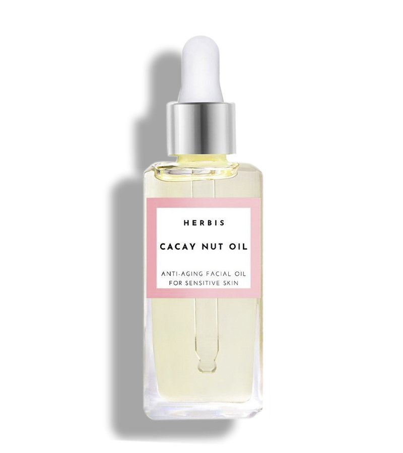 Herbis Botanicals + face oils + Cacay Nut Oil - 100% Cold Pressed + 35ml + buy