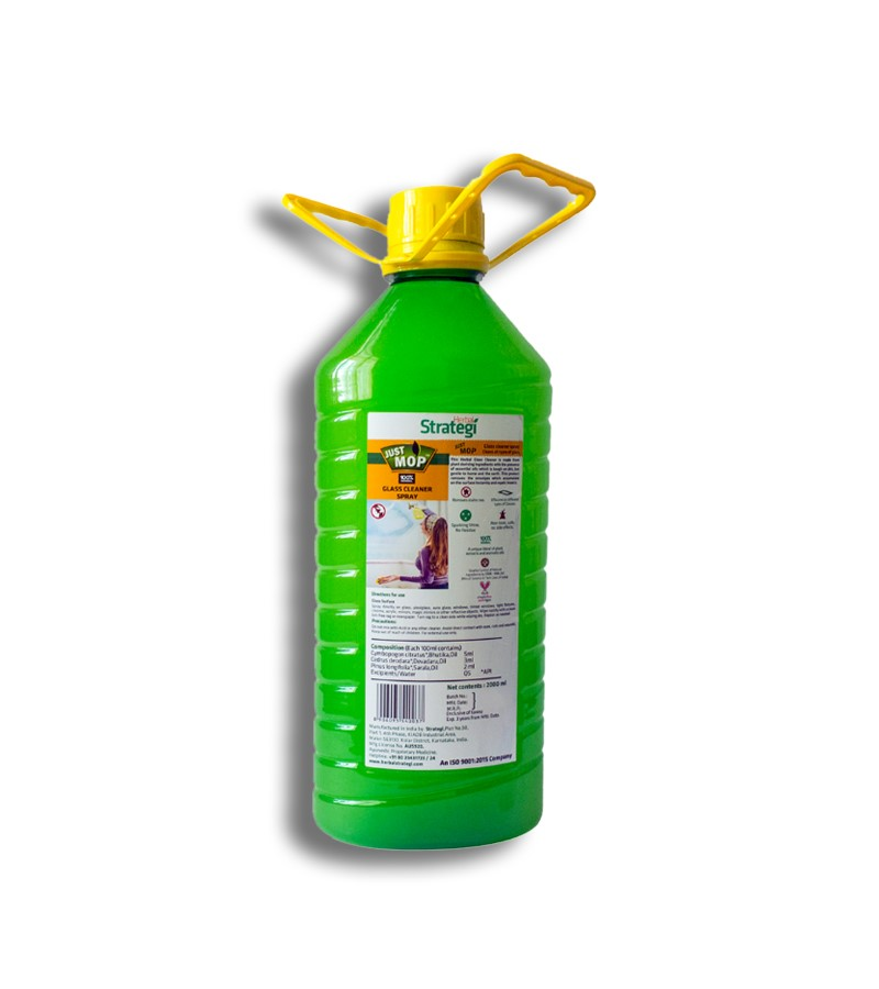 Herbal Strategi + glass cleaners + Glass Cleaner Spray + 2000 ml + buy