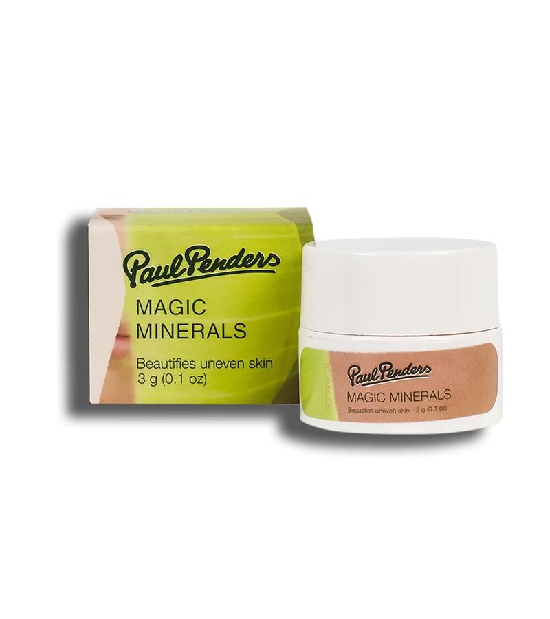 Paul Penders + face serums + creams + Magic Minerals + 3 gm + shop