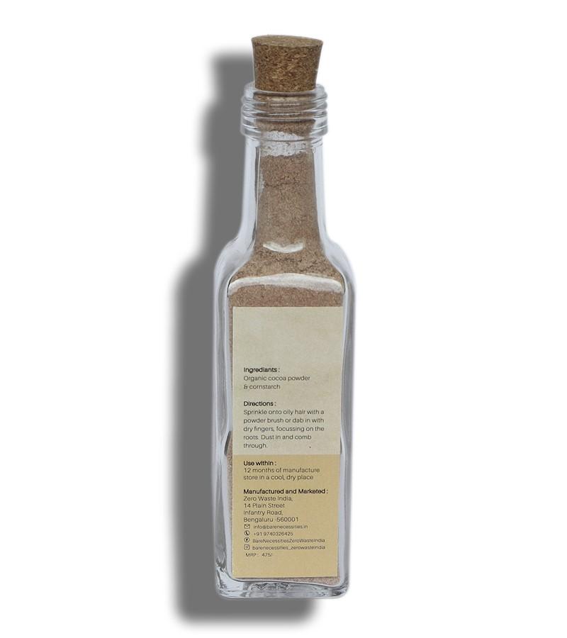 Bare Necessities + shampoo + dry shampoo + Cocoa Desert Dry Shampoo + 45 gm + discount