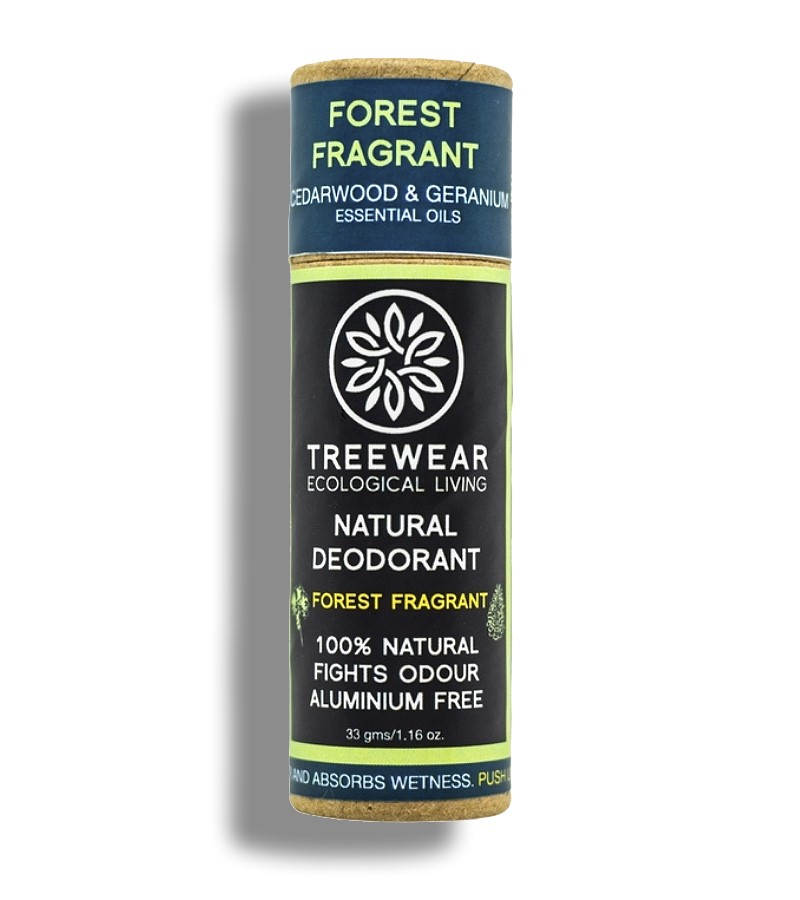 Treewear + deodorant + Natural Deodorant Stick - Forest Fragrant + 33 gm + buy