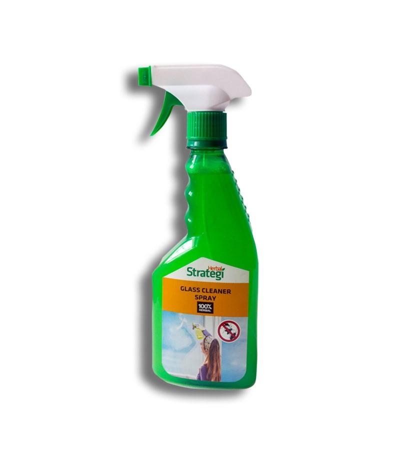 Herbal Strategi + glass cleaners + Glass Cleaner Spray + 500ml + buy