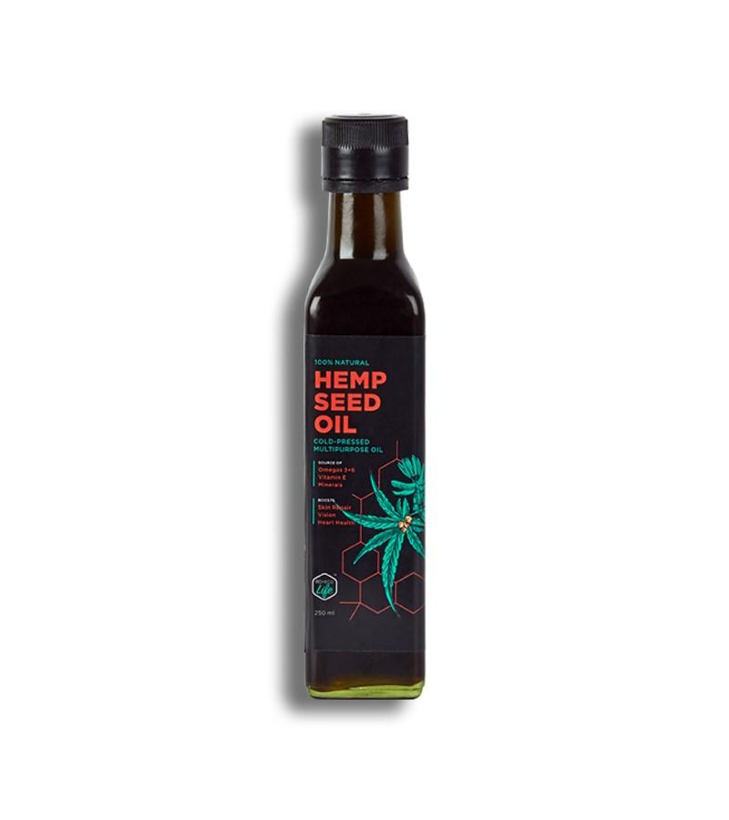Boheco Life + ayurvedic oils + Boheco Life Hemp Seed Oil + 250ml + buy