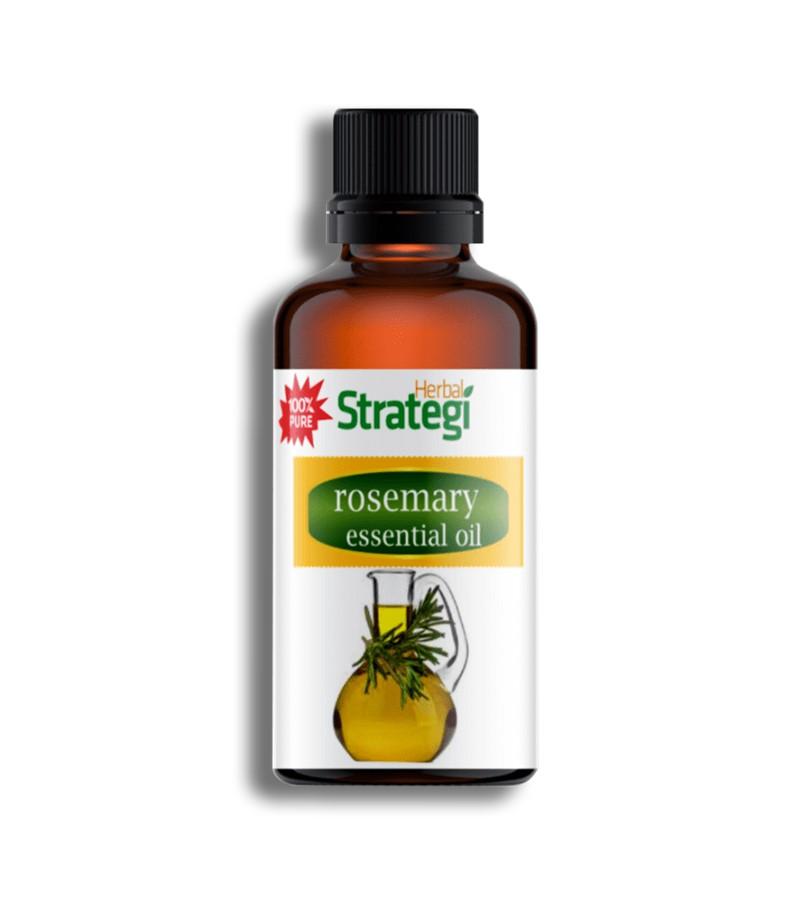 Herbal Strategi + essential oils + Essential Oils + Rosemary + buy
