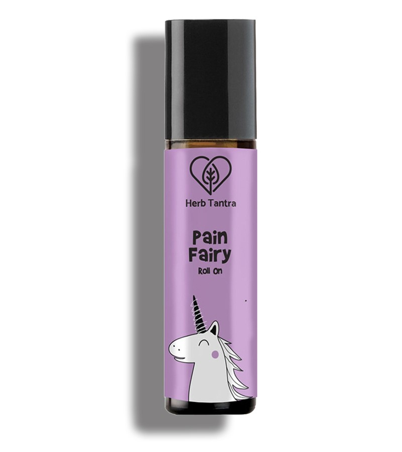 Herb Tantra + pain relief + Pain Fairy Roll On Pain Relief For Kids + 9 ml + buy
