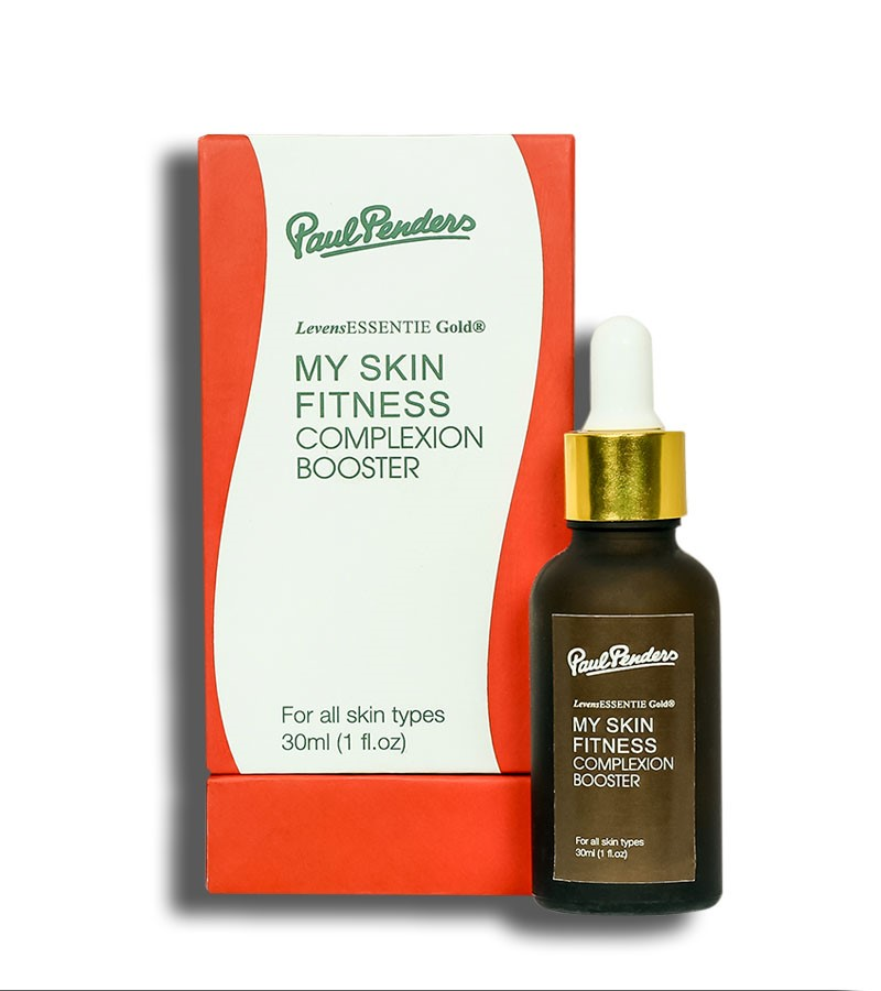 Paul Penders + face oils + My Skin Fitness Complexion Booster + 30 ml + shop